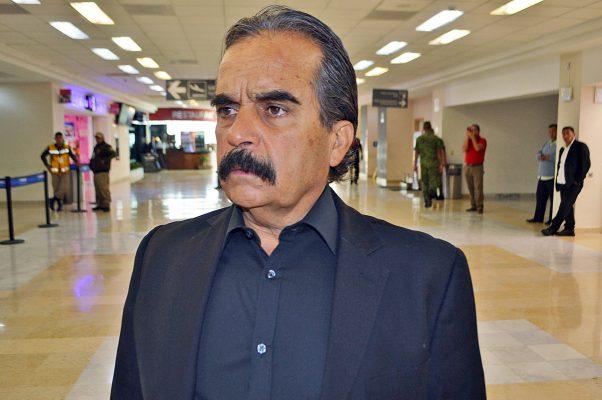 César del Bosque Garza, jefe de la Jurisdicción Sanitaria número 6 en Torreón.