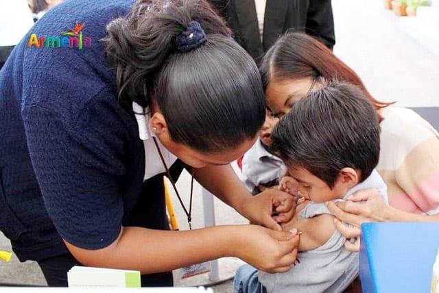 Vacunarse contra la influenza ayuda a prevenir enfermedades respiratorias » Eje21