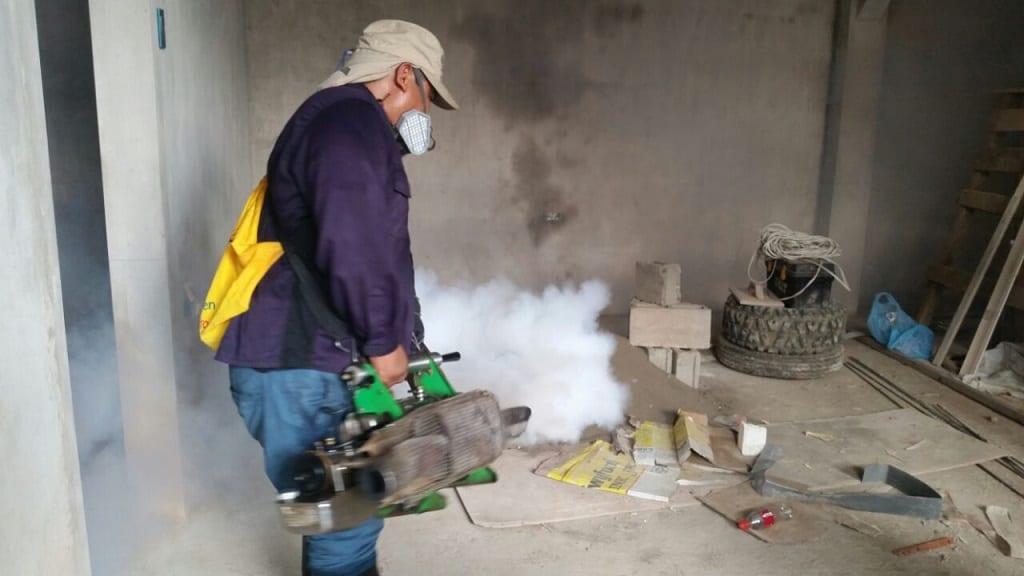 Dengue Fumigacion