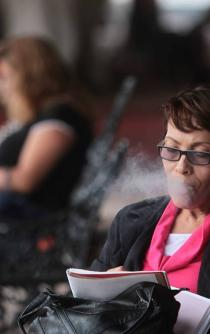 Tabaco. Expuestos al humo, 9.8 millones de no fumadores