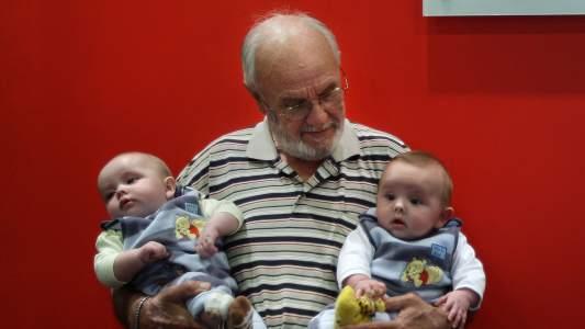 James Harrison, el hombre que salvó más de 2.4 millones de bebés