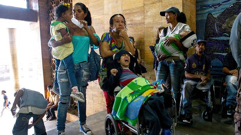 OPS: Venezuela registra 84% de casos de sarampión