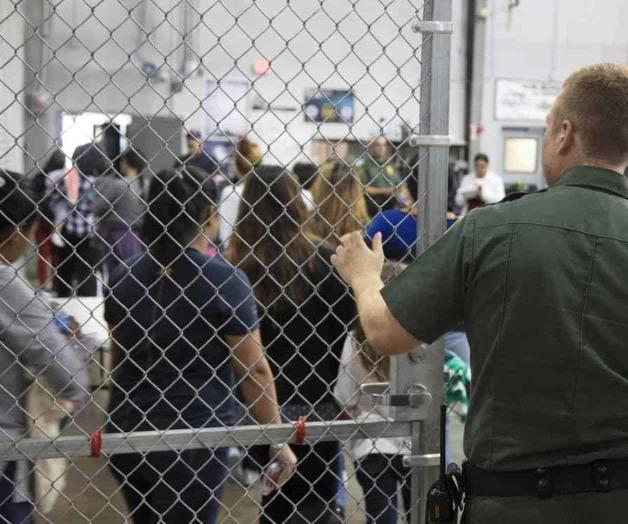Detecta 7 casos de paperas centro de detención de ICE. Recientemente han sucedido en Texas