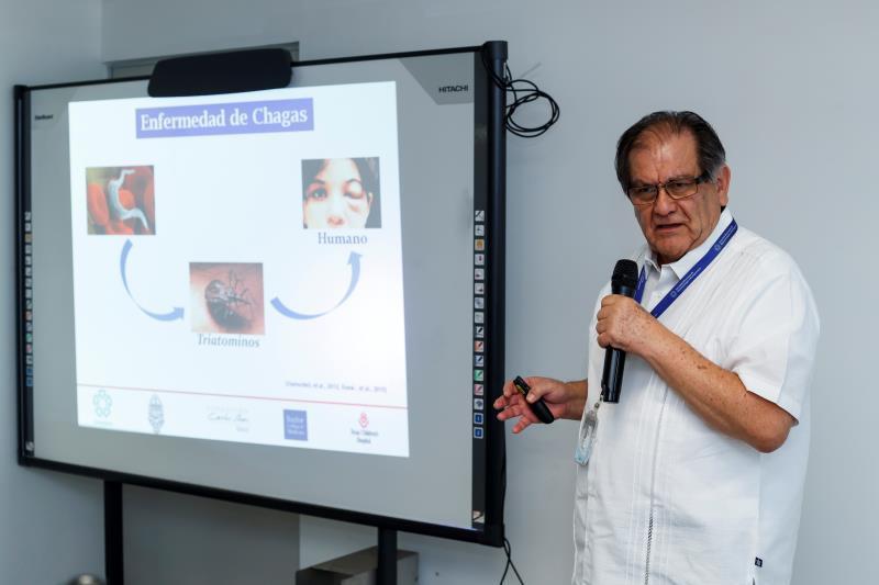 Crean vacuna para mejorar tratamiento contra enfermedad de Chagas en México