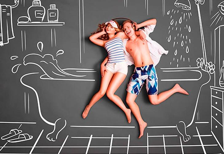 Hombres y Mujeres ¿Conocen la regla de los 15 minutos post-sexual?