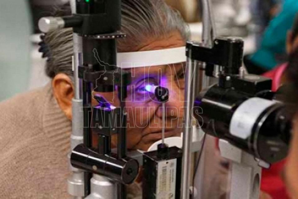 Hoy Tamaulipas – Retinopatia diabetica primera causa de ceguera en adultos mayores